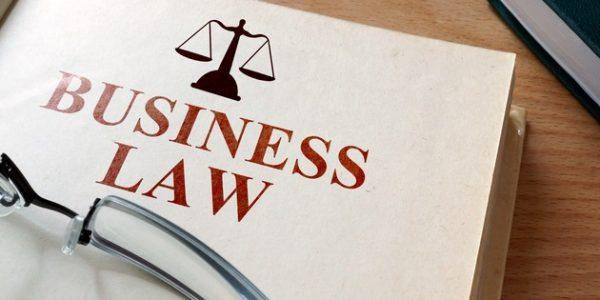 กฎหมายธุรกิจ
